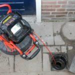 Camera inspectie materiaal